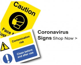 Shop For Coronavirus Signs