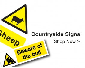 Shop For Farming and Countryside Signs