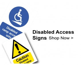 Shop For Disabled Access Signs