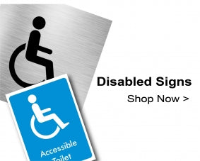 Shop For Disabled Accessibility Signs