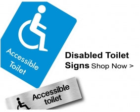 Shop For Disabled Toilet Signs