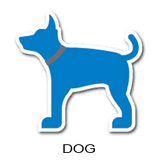 Dog Signs Icon