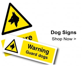 Shop For Dog Signs