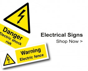 Shop For Electrical Hazard Signs
