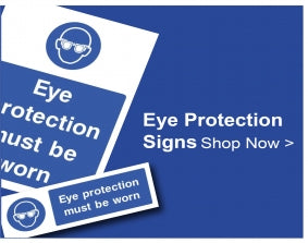 Shop For Eye Protection Signs