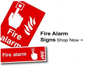 Shop For Fire Alarm Signs