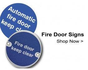 Shop For Fire Door Signs
