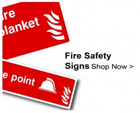 Construction Fire Safety Signs