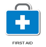 First Aid Signs Icon