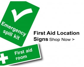 Shop For First Aid Location Signs