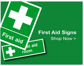 Shop For First Aid Signs