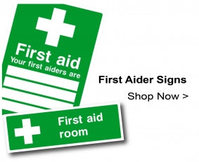 Shop For First Aider Signs