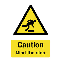Click here to download this Mind The Step sign