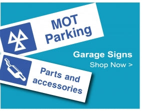Shop For Garage and Workshop Signs
