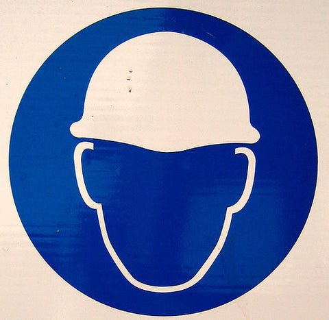 hard hat symbol | shop now at The Sign Shed