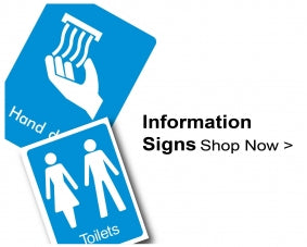Shop For Information Signs