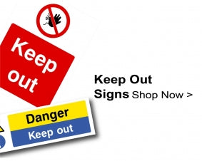 Shop For Keep Out Signs