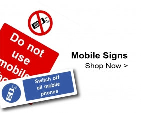 Shop For Mobile Phone Signs