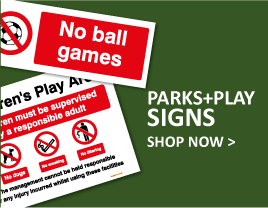 Parks & Play Area Signs