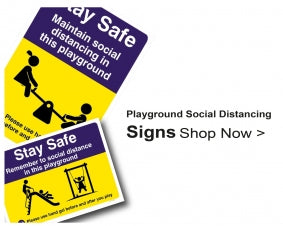 Shop For Play Area Social Distancing & Hygiene Signs