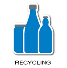Recycling Signs Icon