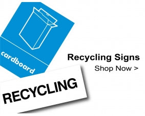 Shop For Recycling Signs