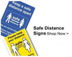 Shop For Safe Distancing Signs