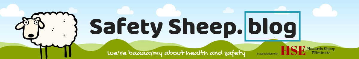 HSE safetysheep blog logo