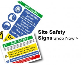 Shop For Construction Site Safety Multi-Message Signs