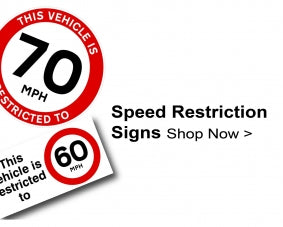Shop For Construction Site Speed Restriction Signs