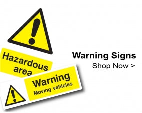 Shop For Hazard Warning Signs