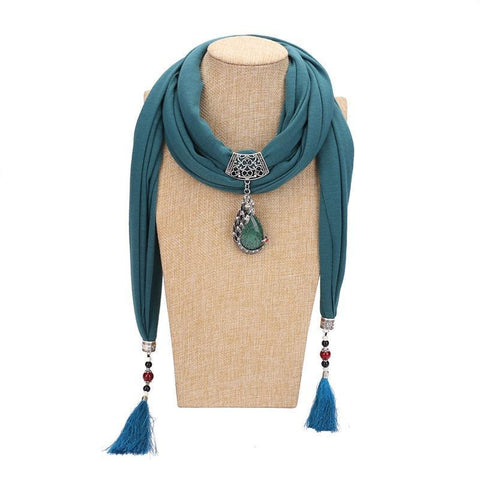 Charming Bohemian Neckerchief