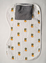 Cactus Land Burp Cloth