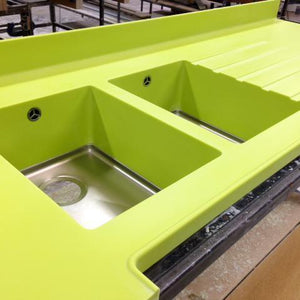 Corian® Grape Green