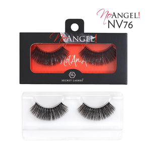 No Angel - falsche Wimpern (fake lashes)
