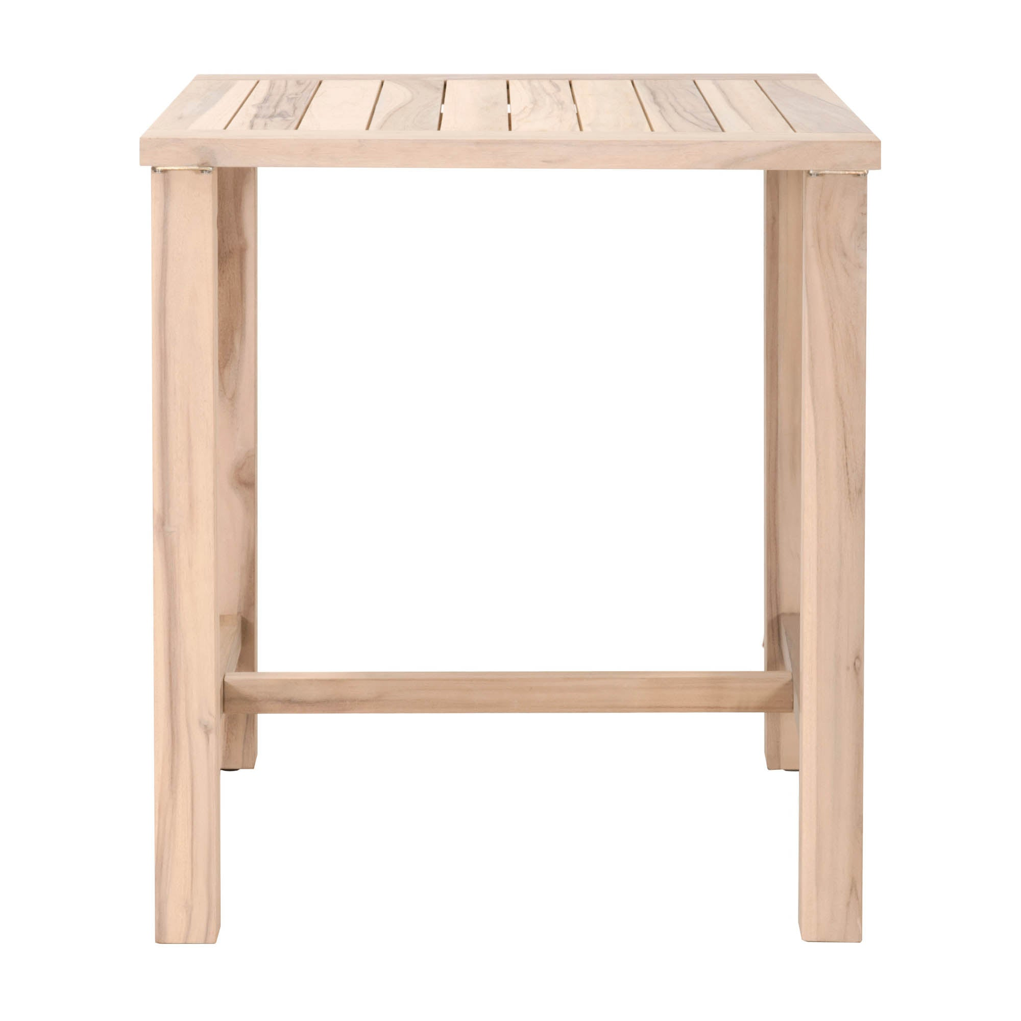 Catalina Outdoor Square Bar Height Dining Table