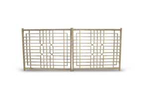 Antique Windows (set of 2)