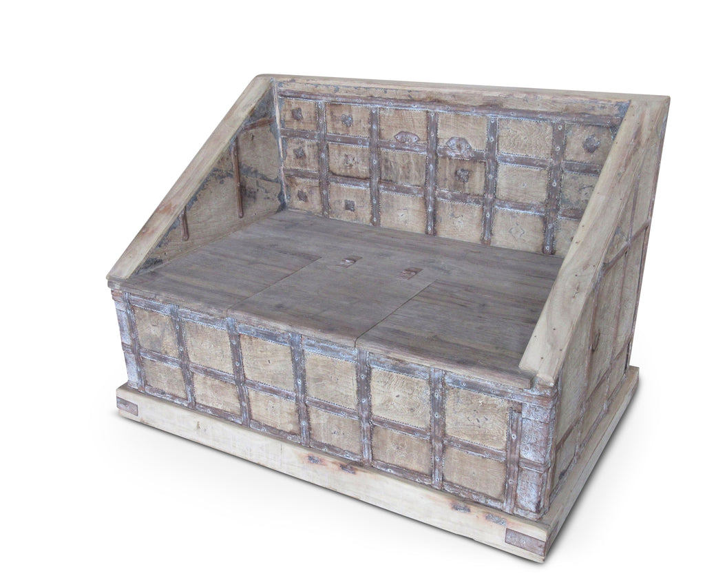 Treasure Chest Bench Seat