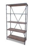 Industrial  Bookshelf