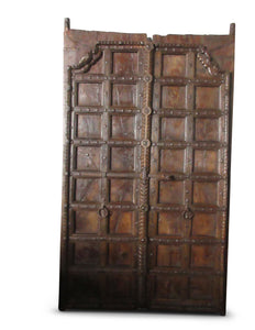 Old Door Wall Hanging
