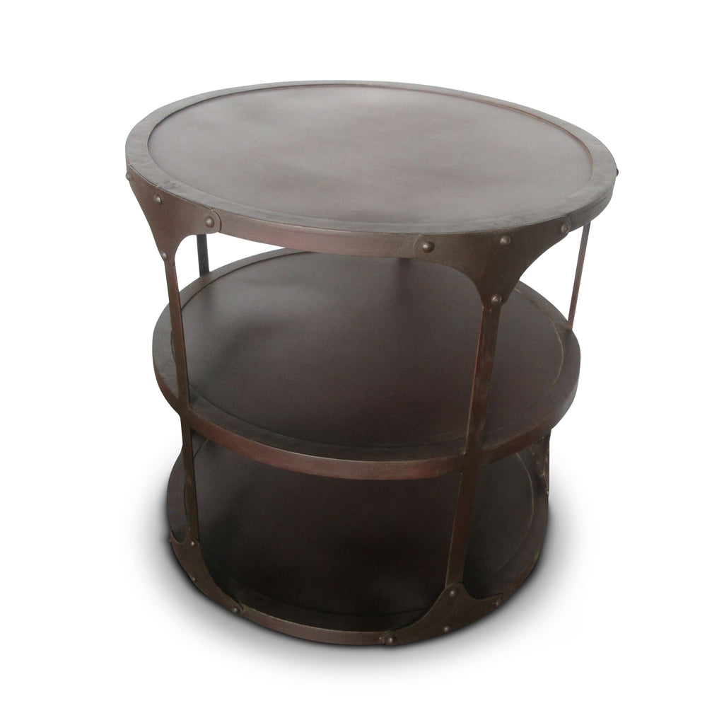Trio Iron Side Table