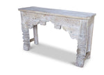 Wooden Carved Console
