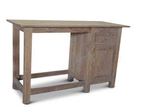 Counter Table - Natural Finish
