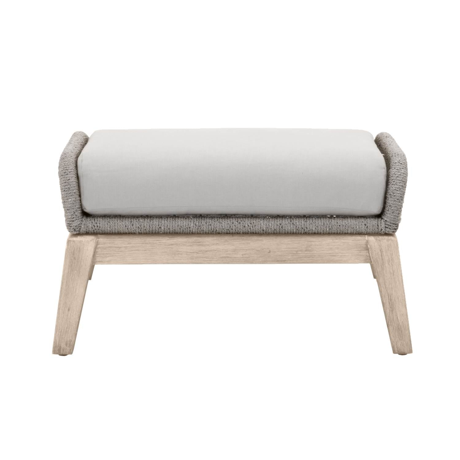 Tulum Outdoor Footstool
