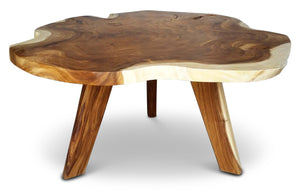 Freeform Dining Table - Live Edge