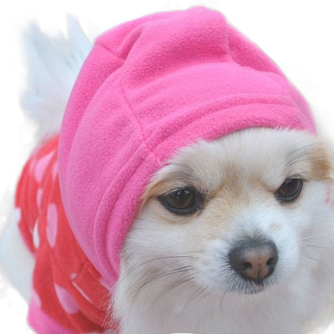 Hot Soft Winter Warm Dog Clothes