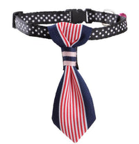 Adjustable Small Dog Bow Tie with Dog collar - Car Hunter