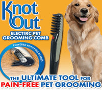 Electric Grooming Comb Trimmer - Dog Grooming Tool - Cart Hunter