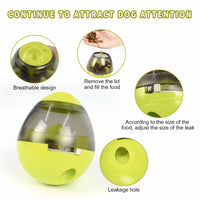 Best Dog Toys cum Dog Food Dispenser - Cart Hunter