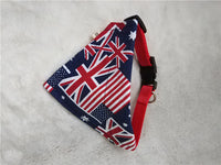 Adjustable Dog Collar Puppy Scarf Collar for Dogs Bandana - Cart Hunter